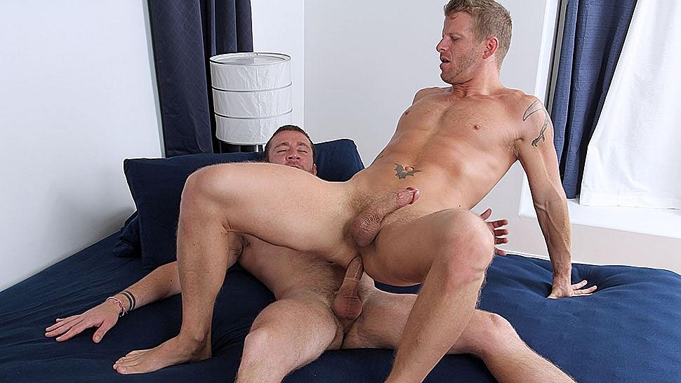 Big dick jack off