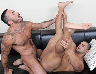 abuse Sexy jocks amazing bareback gay fucking